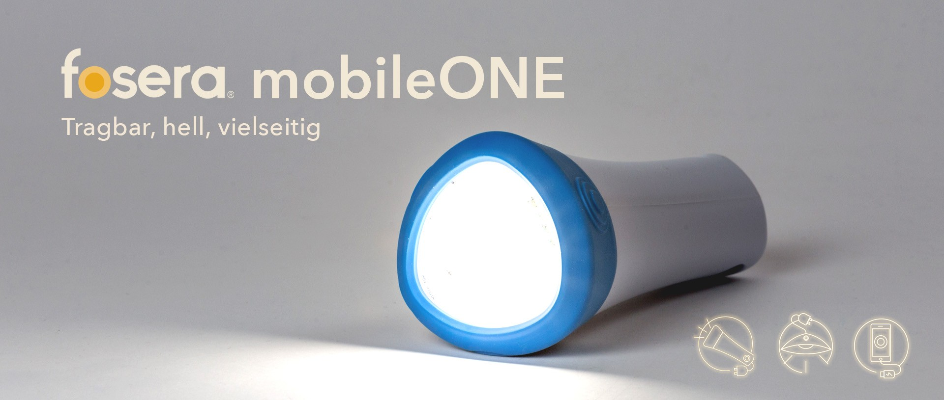 fosera. Mobile ONE Solarsystem Licht